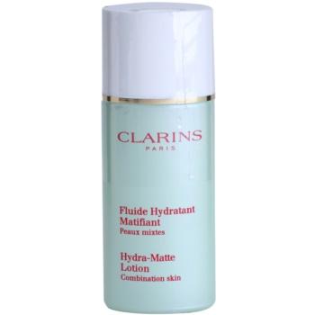 Clarins Truly Matte lotiune calmanta si hidratanta pentru piele lucioasa cu pori dilatati  50 ml