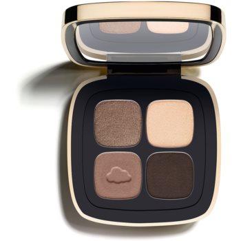 Claudia Schiffer Make Up Eyes paleta očních stínů odstín 19 Pretzel Shades 4,5 g