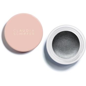 Fotografie Claudia Schiffer Make Up Eyes krémové oční stíny odstín 20 Steel 4 g