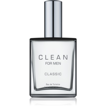 Clean For Men Classic Eau de Toilette pentru barbati 60 ml