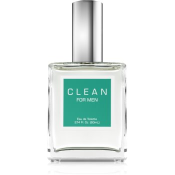CLEAN For Men eau de toilette pentru barbati 60 ml
