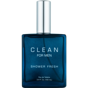 poze cu Clean For Men Shower Fresh eau de toilette pentru barbati 100 ml