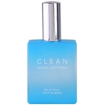 Clean Cool Cotton eau de parfum pentru femei 60 ml