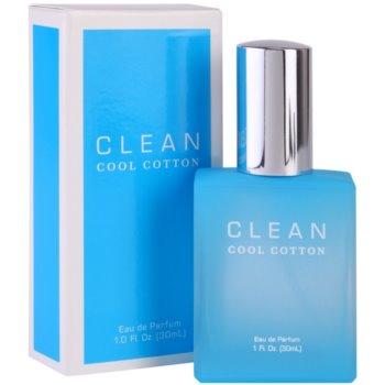 Clean Cool Cotton woda perfumowana dla kobiet 1