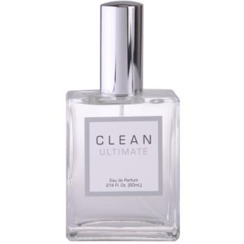 Clean Ultimate eau de parfum pentru femei 60 ml