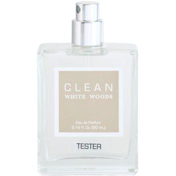 Clean White Woods eau de parfum teszter unisex
