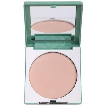Clinique Superpowder kompaktní pudr a make-up 2 v 1 odstín 07 Matte Neutral 10 g
