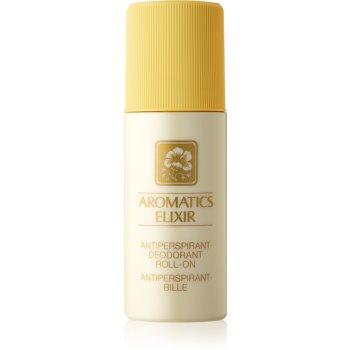 Clinique Aromatics Elixir Deodorant roll-on pentru femei