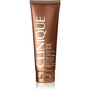 Clinique Self Sun lotiune autobronzanta