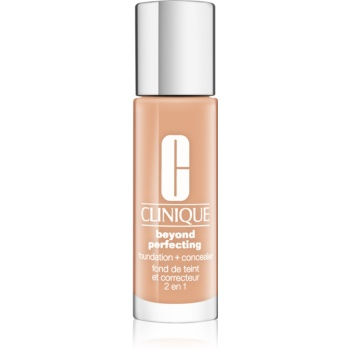 Clinique Beyond Perfecting make-up si corector 2 in 1 poza noua