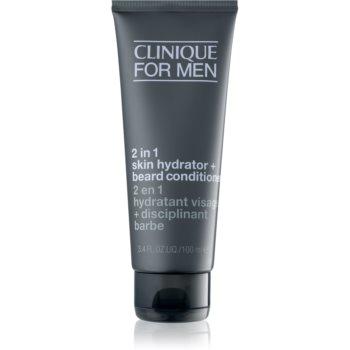 Clinique For Men cremă hidratantă pentru față și barbă