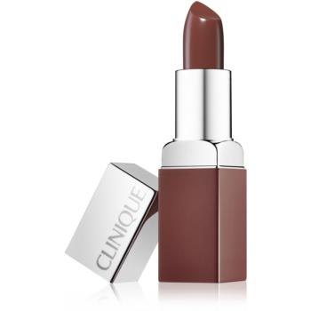 Clinique Pop Matte Lip Colour + Primer Ruj mat + Primer de buze 2 in 1