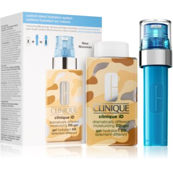 Clinique iD for Pores & Uneven Texture set de cosmetice III. (pentru strălucirea și netezirea pielii)