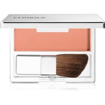 Clinique Blushing Blush pudrová tvářenka odstín 102 Innocent Peach 6 g