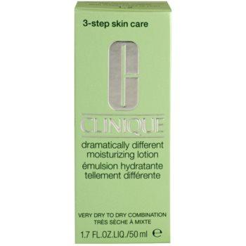Clinique 3 Steps leite hidratante para pele seca e mista 3