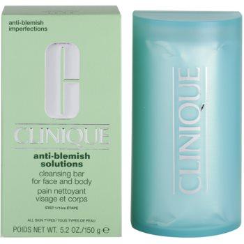 Clinique Anti - Blemish sapun pentru ten acneic 3