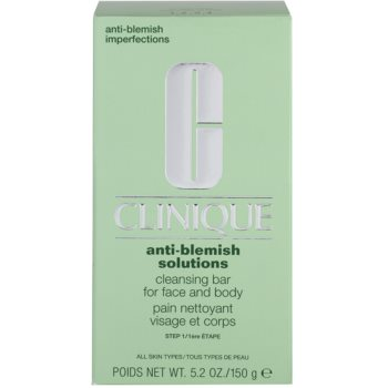 Clinique Anti - Blemish sapun pentru ten acneic 4