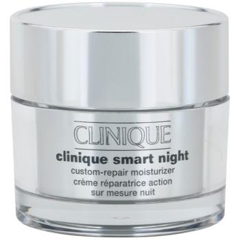 Clinique Clinique Smart™ Crema de noapte hidratanta anti-rid ten uscat si mixt