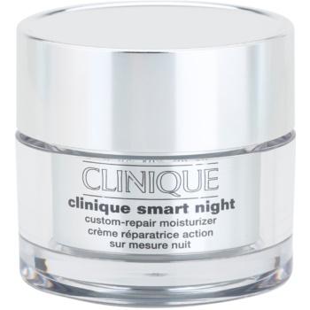 Clinique Clinique Smart Crema De Noapte Hidratanta Anti-rid Uscata Si Foarte Uscata