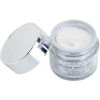 Clinique Clinique Smart Crema de noapte hidratanta anti-rid pentru tenul gras si mixt 1