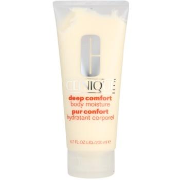 Clinique Hair and Body Care mleczko do ciała do skóry suchej