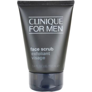 Clinique For Men exfoliant facial imagine produs