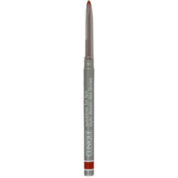 Clinique Quickliner For Lips tužka na rty odstín 37 Cocoa Peach 0,3 g