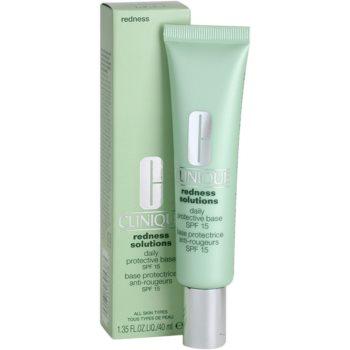 Clinique Redness Solutions защитен и успокояващ крем за намаляване на зачервяването на кожата 2