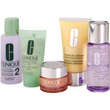 Clinique Twice a Day Essentials kozmetični set I. 2