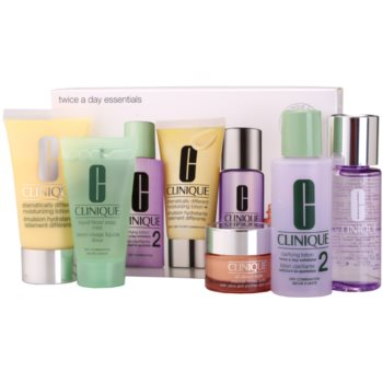 Clinique Twice a Day Essentials kozmetični set I. 1