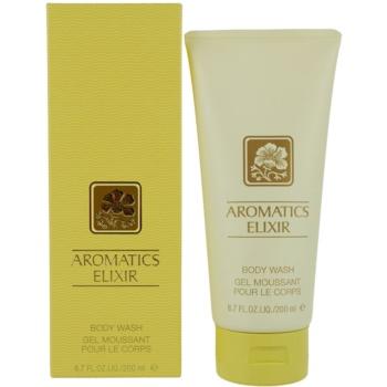 Clinique Aromatics Elixir гель для душу для жінок