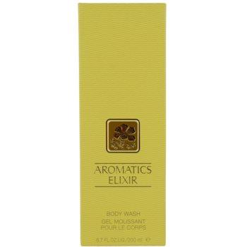 Clinique Aromatics Elixir гель для душу для жінок 3