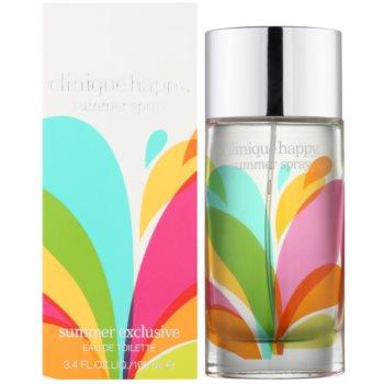 Clinique Happy Summer Spray 2014 Eau de Toilette für Damen