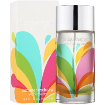 Clinique Happy Summer Spray 2014 Eau de Toilette pentru femei 2