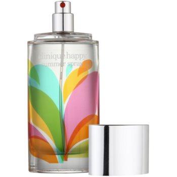 Clinique Happy Summer Spray 2014 Eau de Toilette für Damen 4