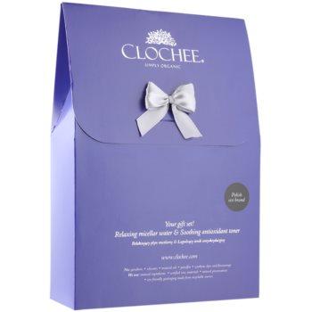 Clochee Simply Organic Kosmetik-Set  I. 1