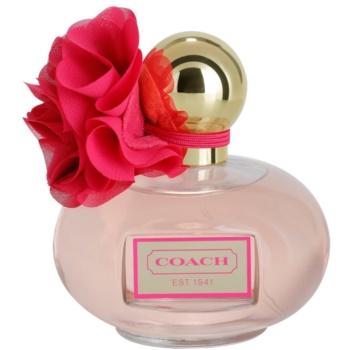 Coach Poppy Freesia Blossom парфюмна вода за жени 2
