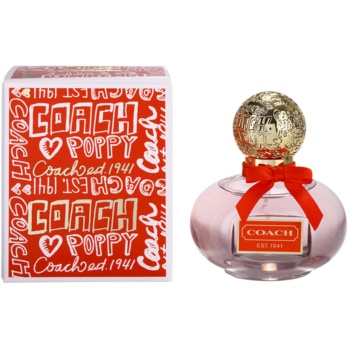 Coach Poppy eau de parfum pentru femei 50 ml
