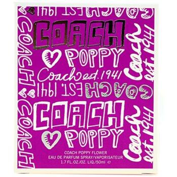 Coach Poppy Flower Eau de Parfum für Damen 4