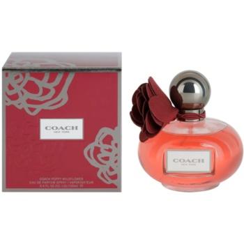 Coach Poppy Wild Flower eau de parfum pentru femei