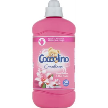 Coccolino Creations Tiare Flower & Red Fruits Weichspüler 1450 ml