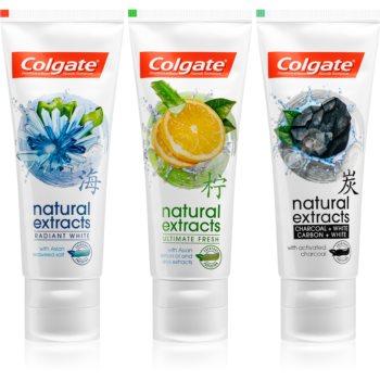 Colgate Natural Extracts set pentru îngrijirea dentarã imagine produs