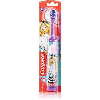 Colgate Kids Barbie baterie perie de dinti pentru copii foarte moale imagine produs
