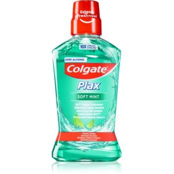 Colgate Plax Soft Mint apa de gura antiplaca imagine produs