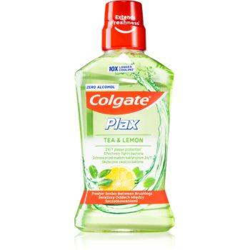 Colgate Plax Tea & Lemon apa de gura antiplaca imagine produs