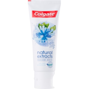 Colgate Natural Extracts Radiant White pasta de dinti pentru albire imagine produs