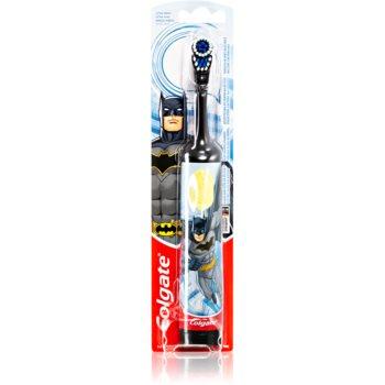 Colgate Kids Batman baterie perie de dinti pentru copii foarte moale poza noua