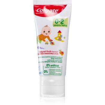 Colgate Kids 0-2 Years Pasta de dinti pentru copii. imagine produs