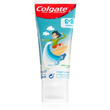 Colgate Kids 6-9 Years Pasta de dinti pentru copii. imagine produs
