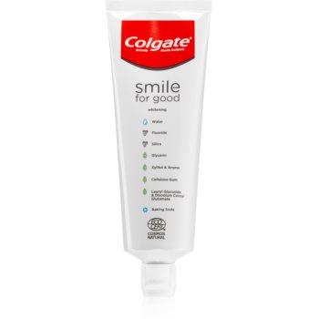 Colgate Smile For Good Whitening pasta de dinti pentru albire cu flor imagine produs